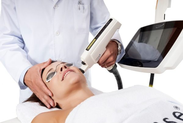 Treatments to repair sun damages skin
